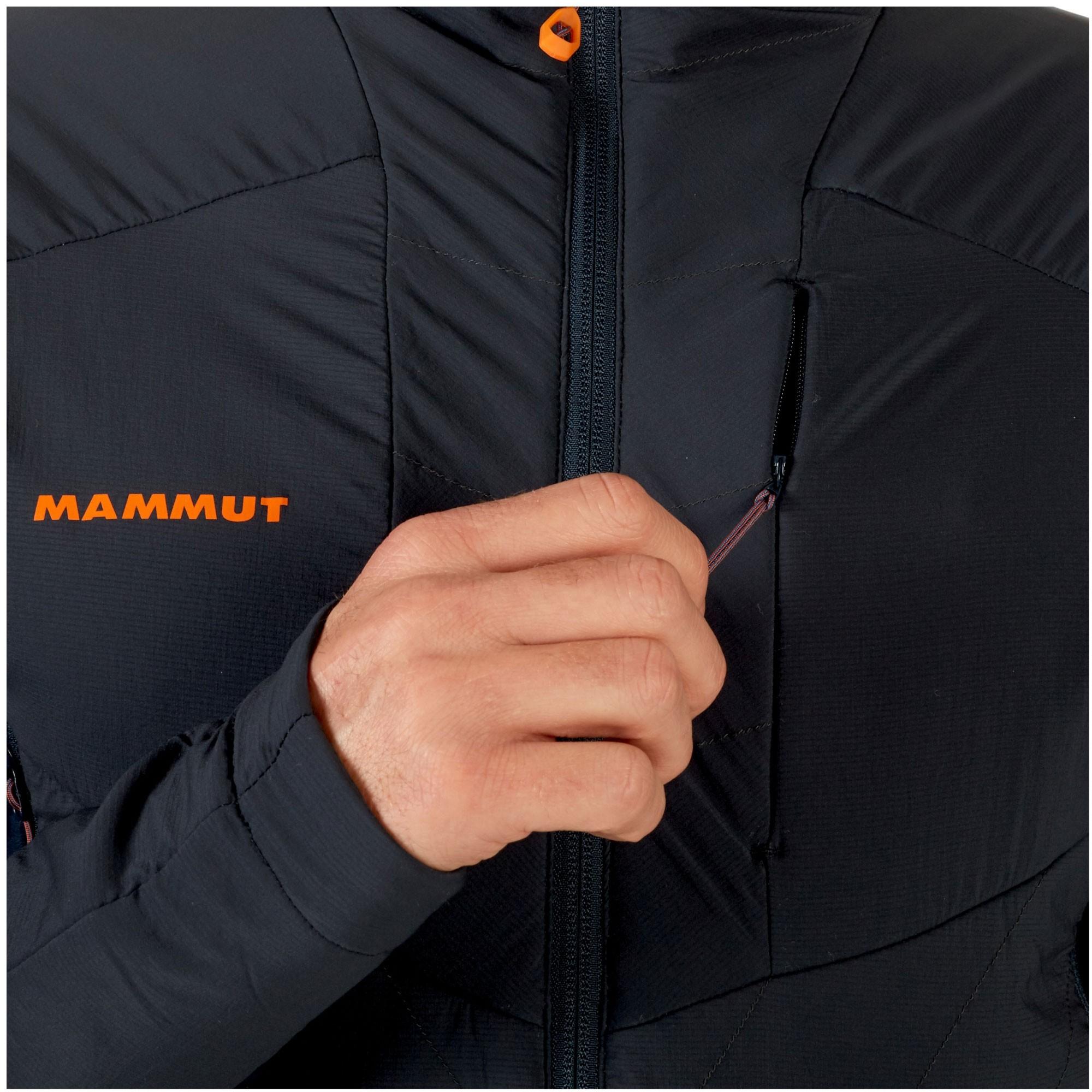 Mammu Eigerjoch IN Hybrid Hooded Jacket