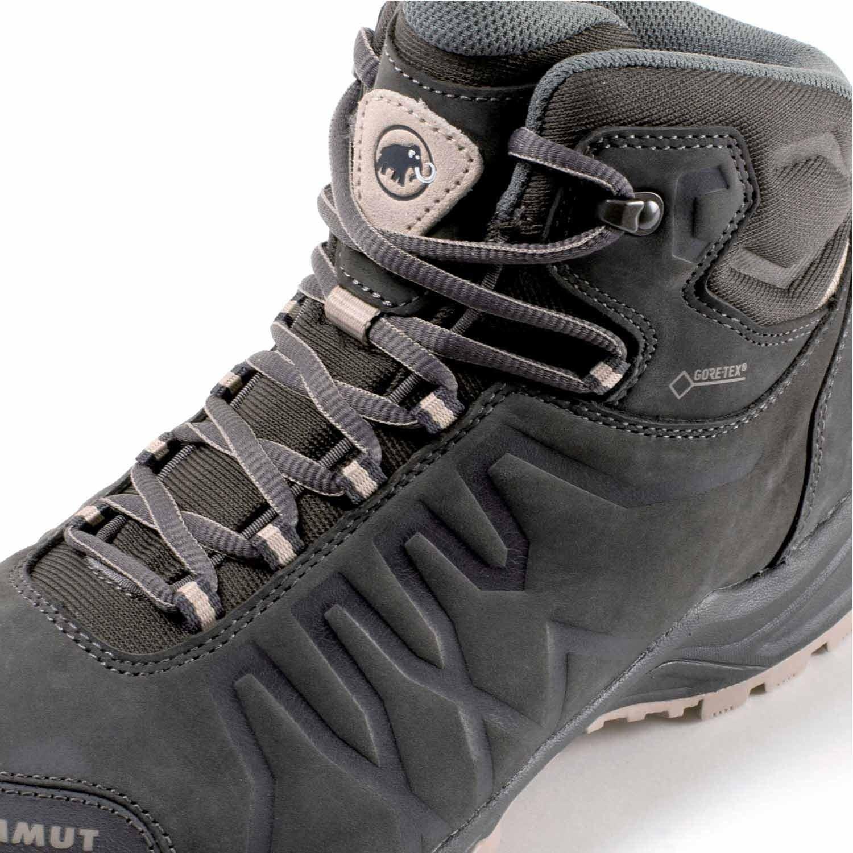 Mammut Mercury III Mid Men's GTX Boots - Graphite/Taupe