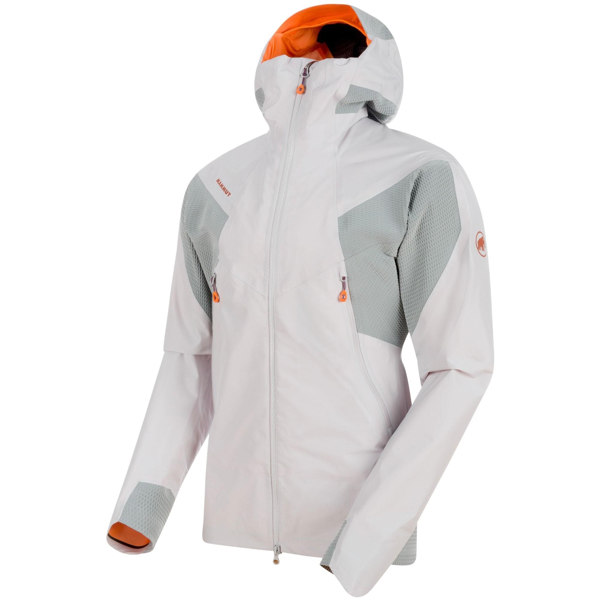 Mamut Eiger Extreme Nordwand Flex Hooded Hardshell Jacket