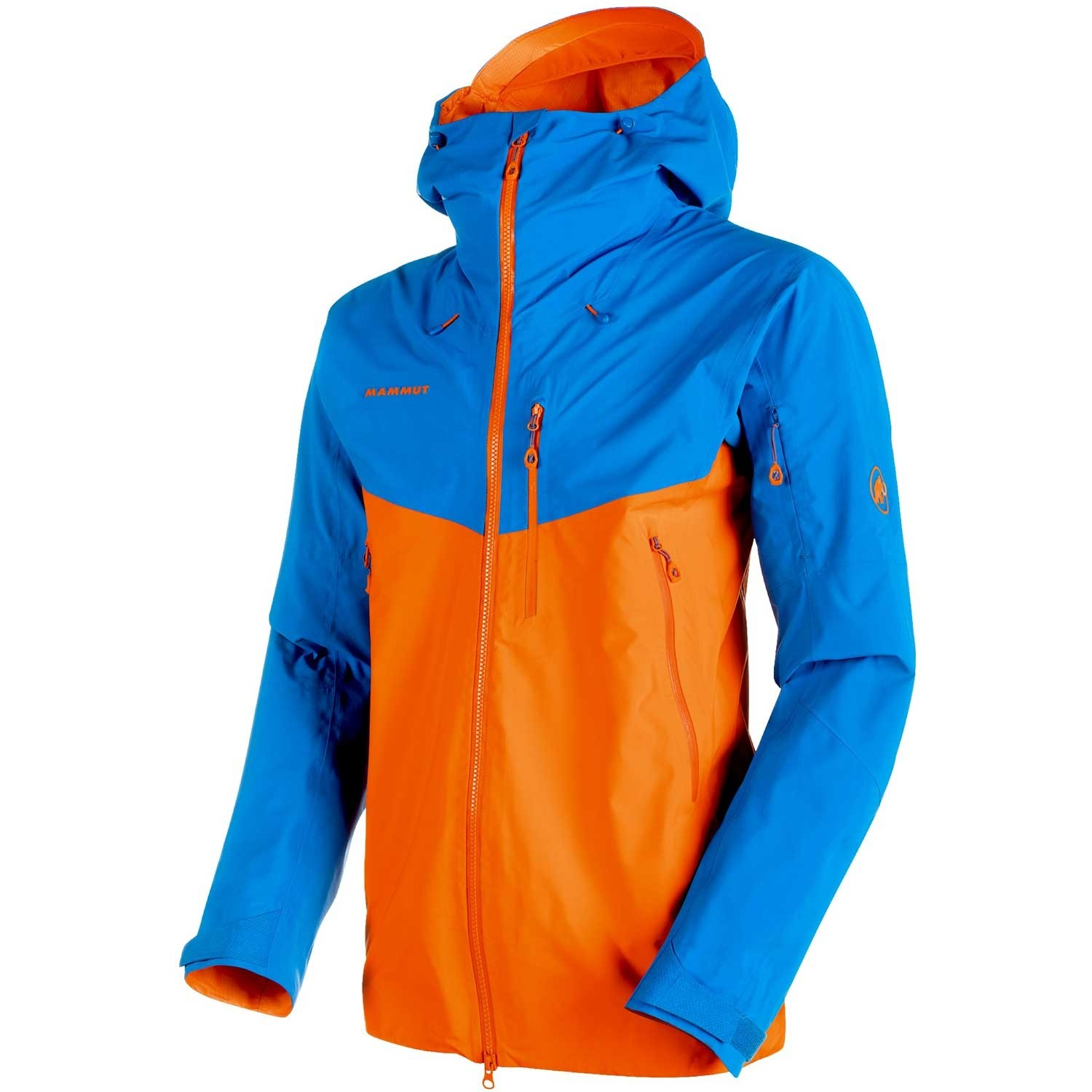 Eiger Extreme Nordwand Pro HS Hooded Jacket - Men's - Sunrise/Ice