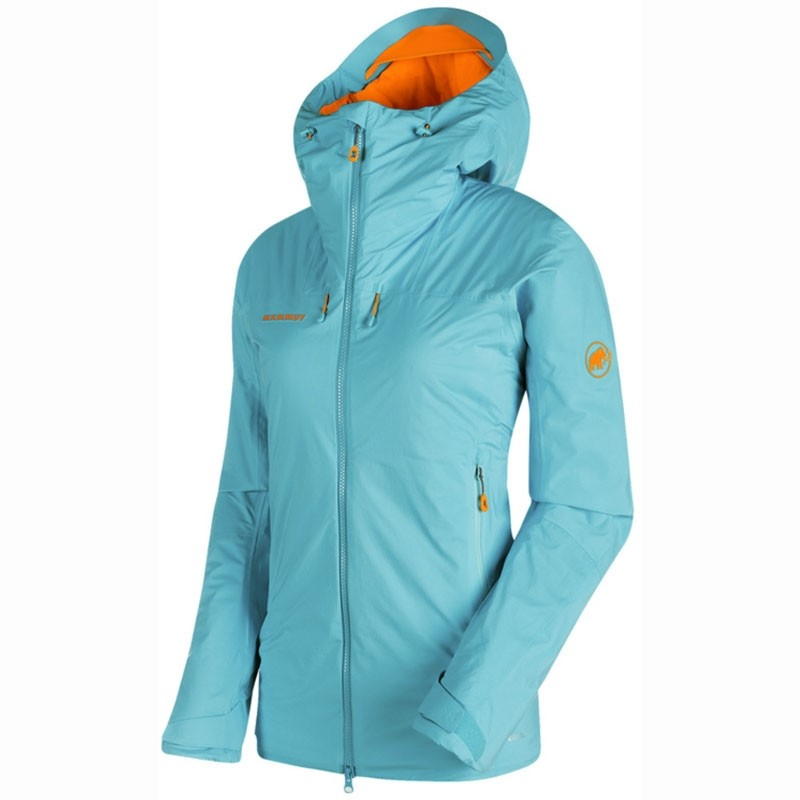 Eiger Extreme Nordwand HS Thermo Womens Hooded Jacket