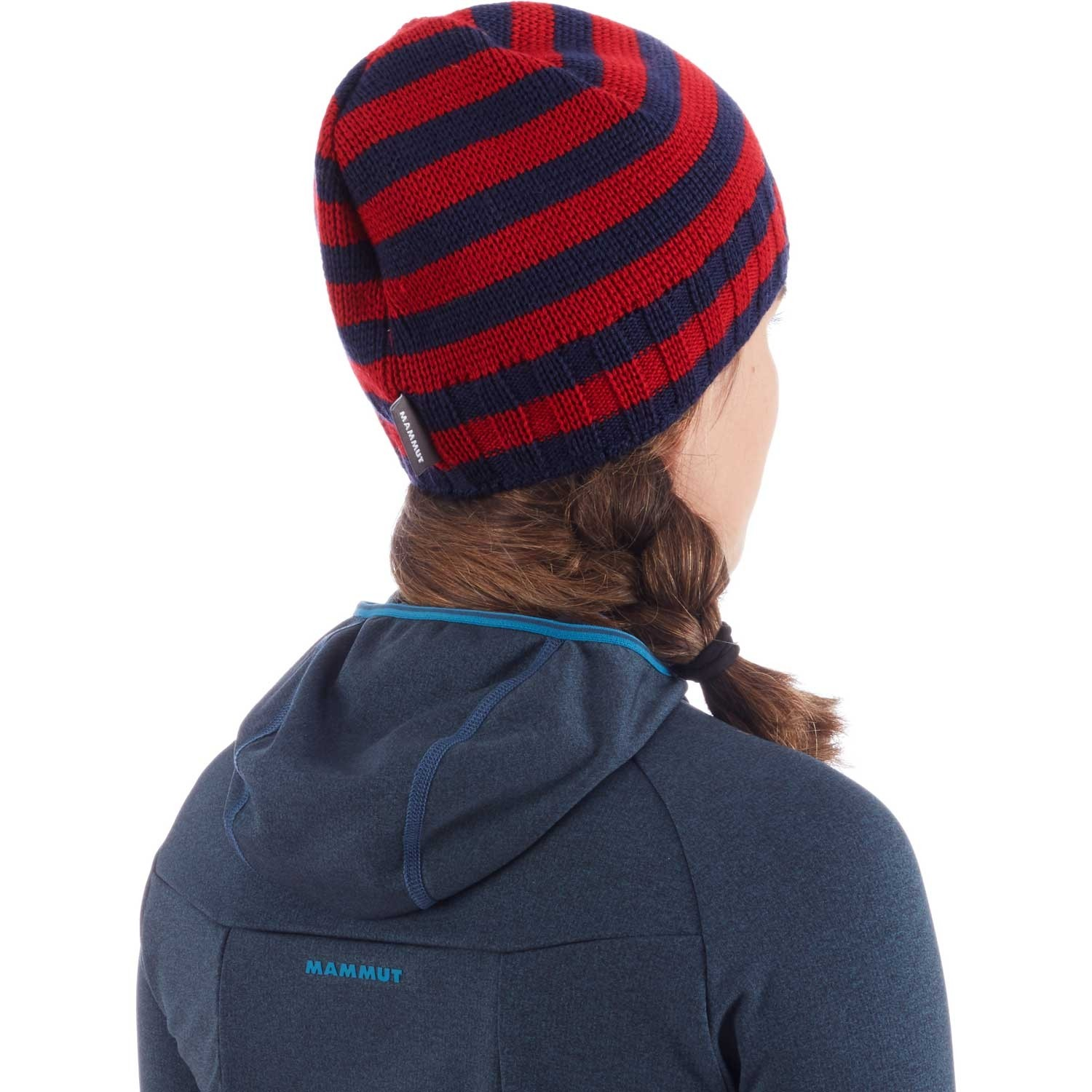 Mammut Passion Beanie - Peacoat/Scooter