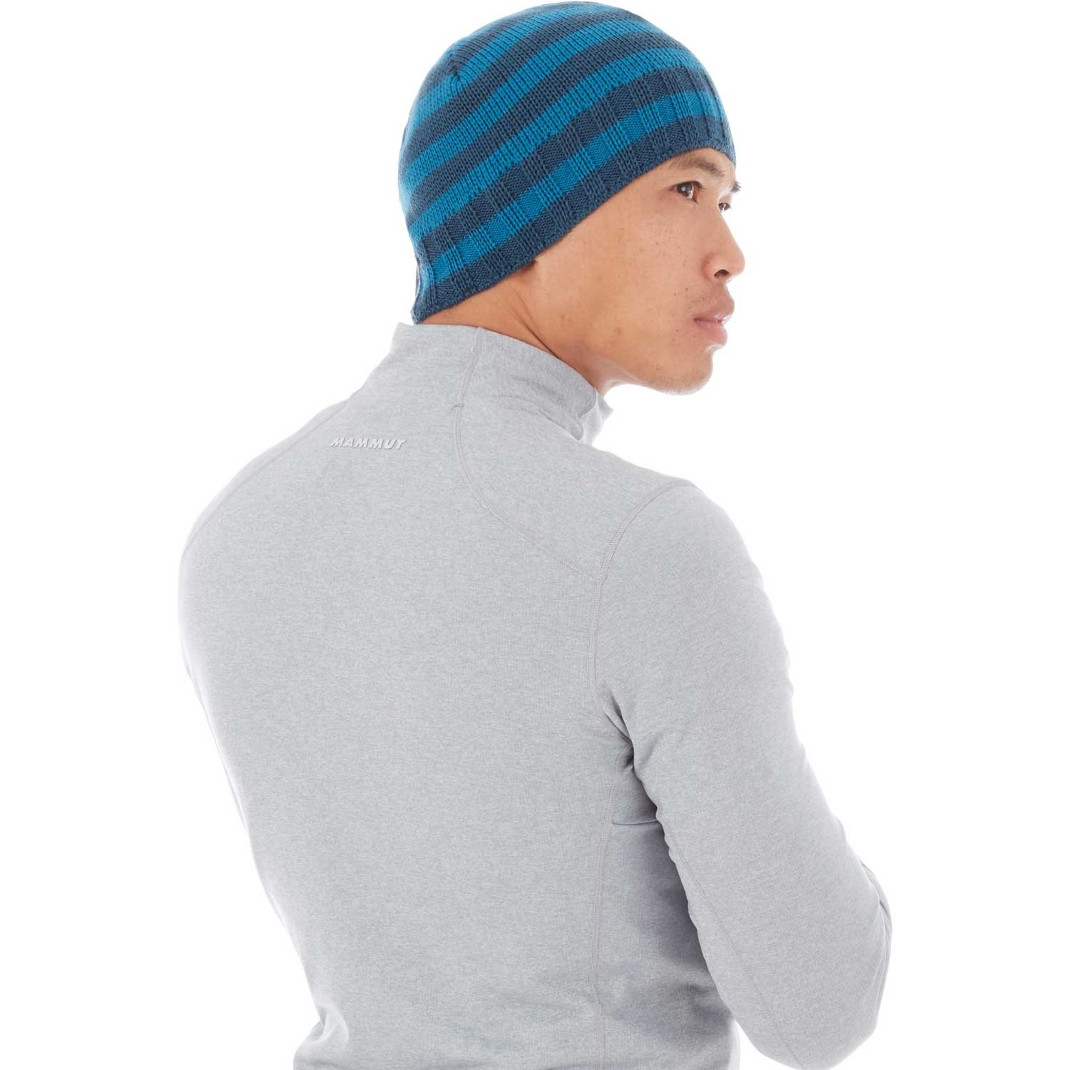Mammut Passion Beanie - Wing Teal/Sapphire