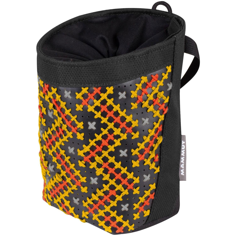 Mammut Stitch Chalkbag - Black
