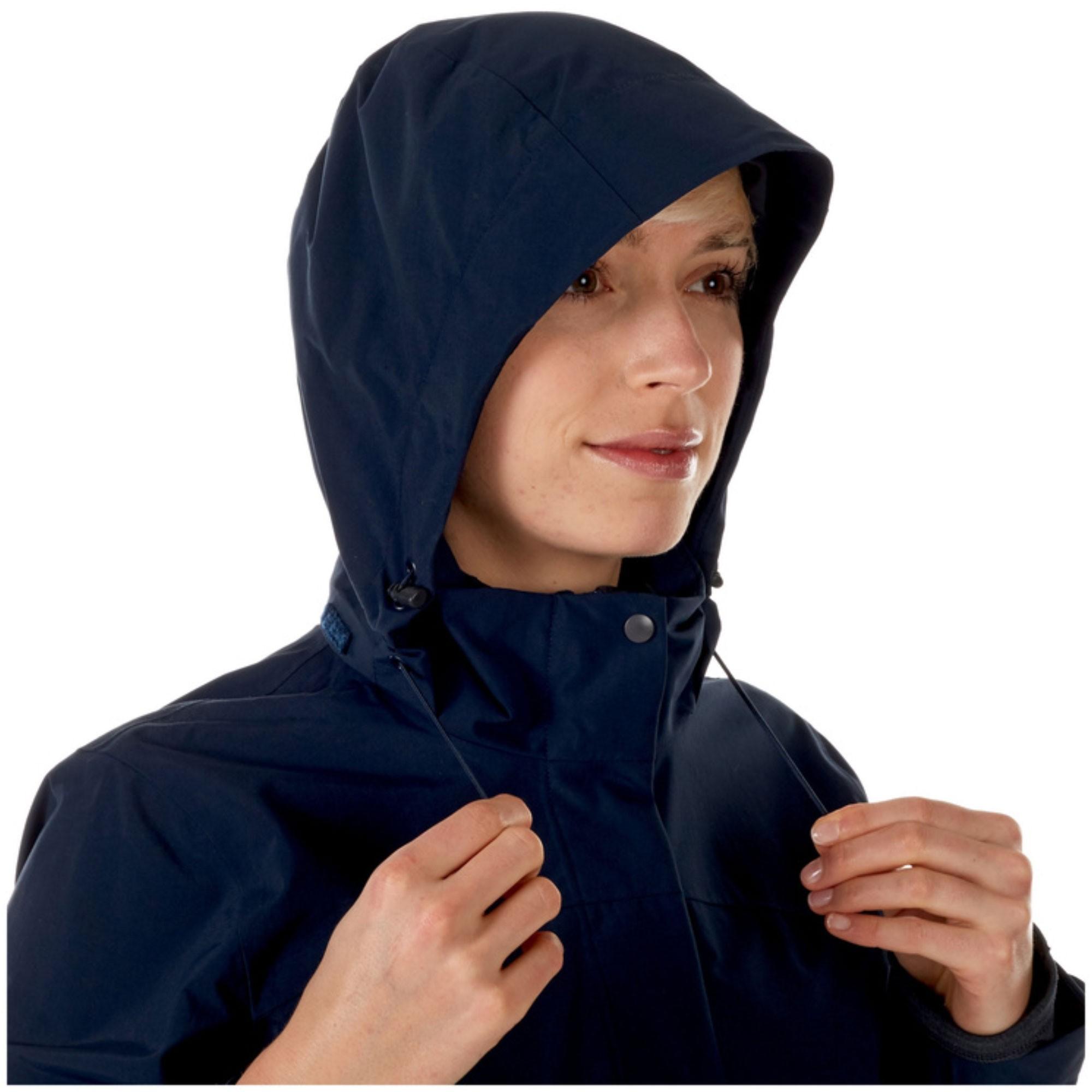 Mammut Trovat Tour HS Women's Jacket - Marine