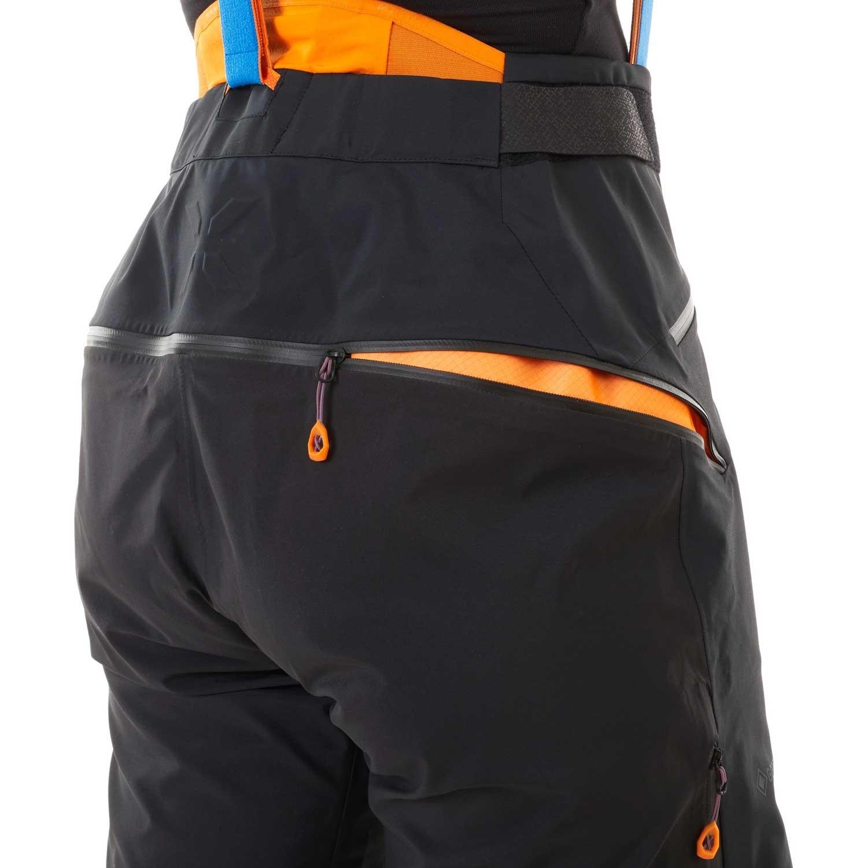 Mammut Eiger Extreme Nordwand Pro HS Pants - Black