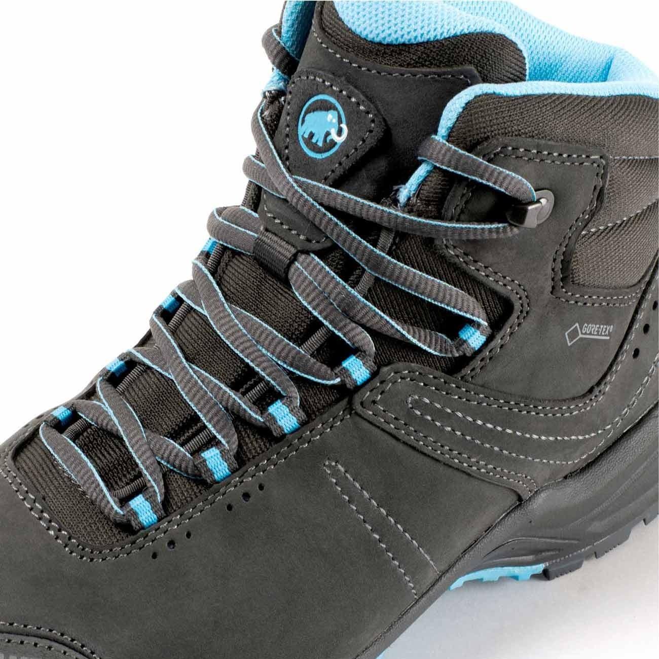 Mammut Nova III Mid Women's GTX Boots - Graphite/Whisper