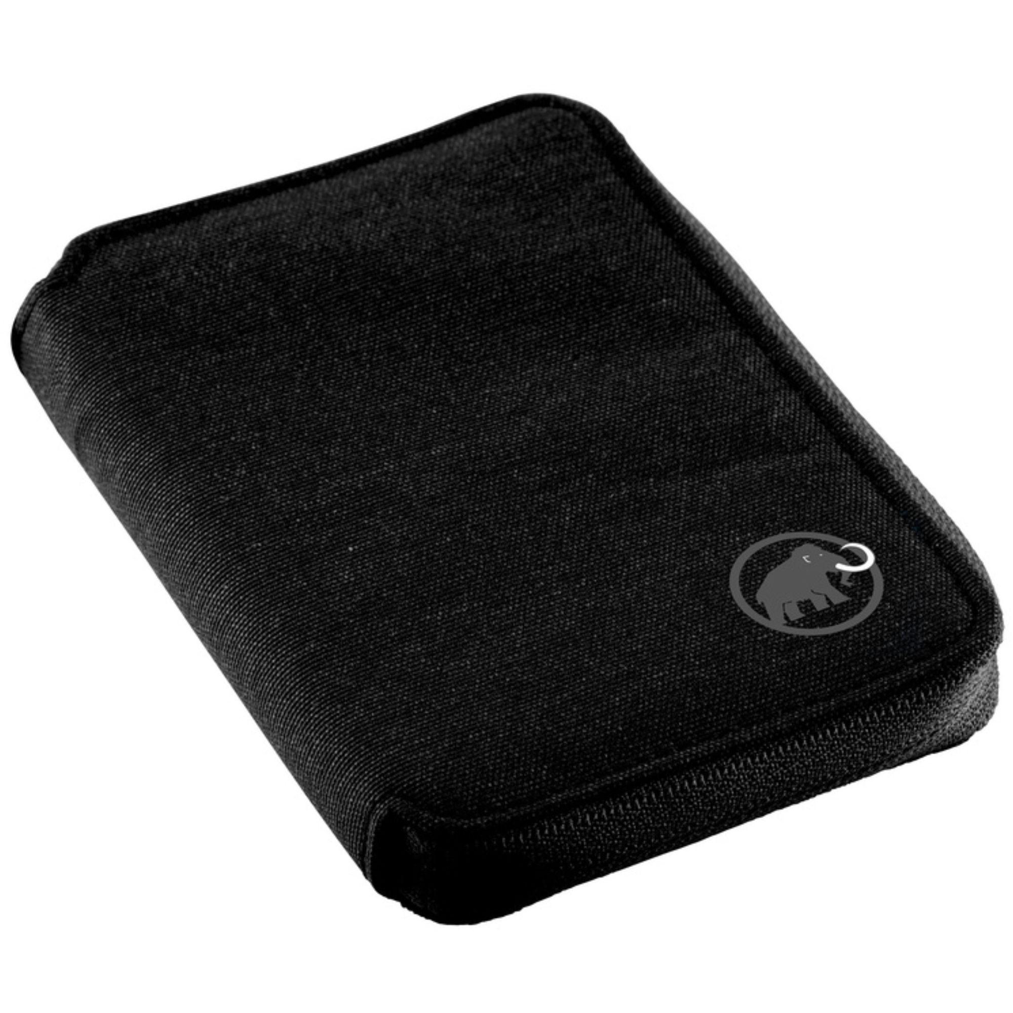 Mammut Zip Wallet - Black Melange