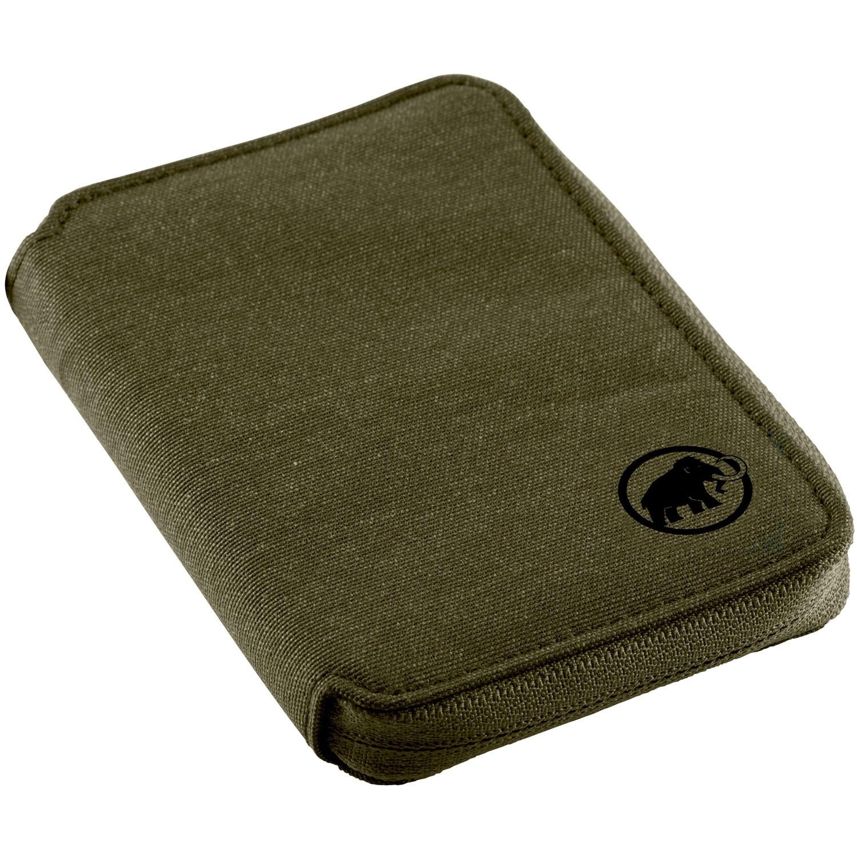 Mammut Zip Wallet - Olive