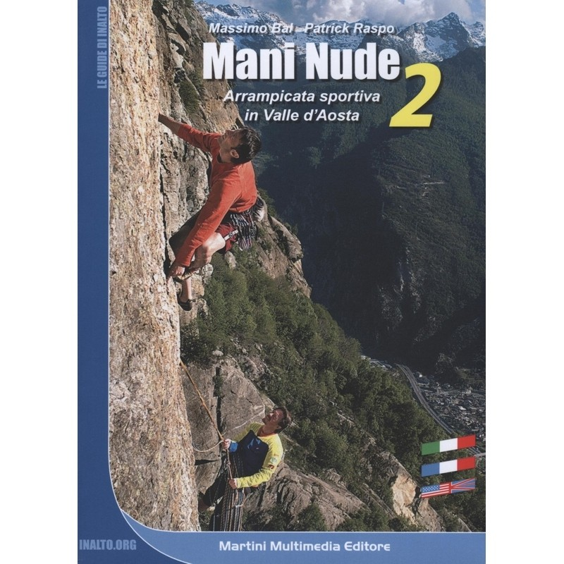 Mani Valley 2: Sport Climbing in the Aosta Valley
