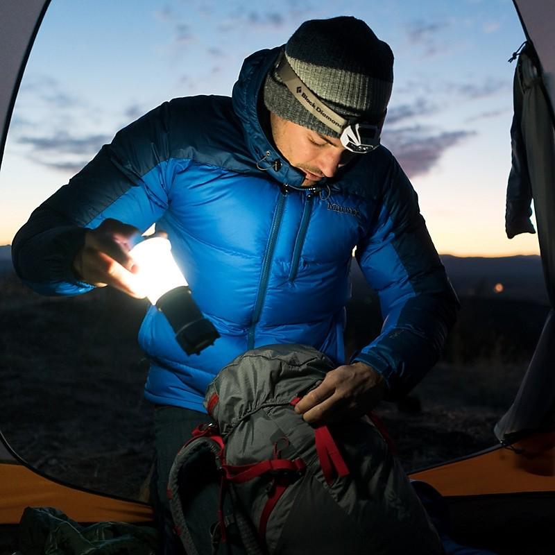 Marmot Guides Down Hoody - Men's - Arctic Blue/Navy
