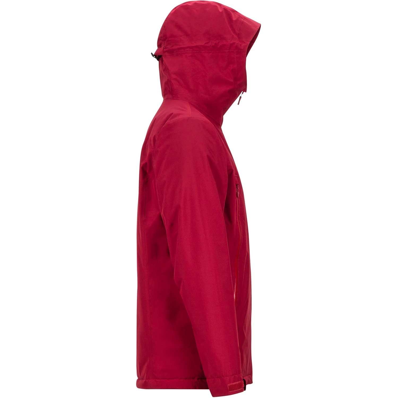 Marmot Solaris Waterproof Jacket - Men's - Brick