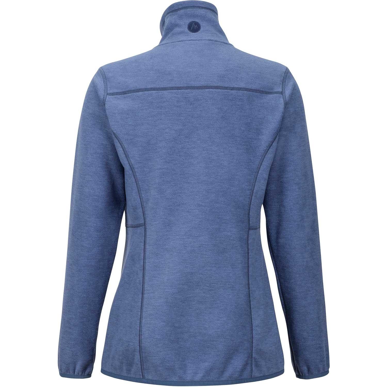 Marmot Pisgah Fleece Jacket - Women's - Storm
