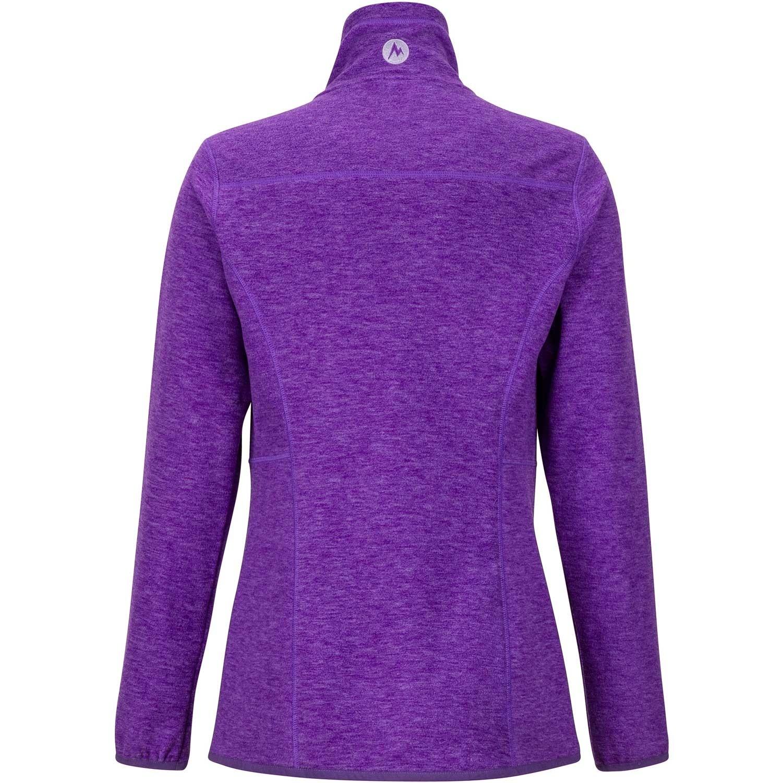 Marmot Pisgah Fleece Jacket - Women's - Acai