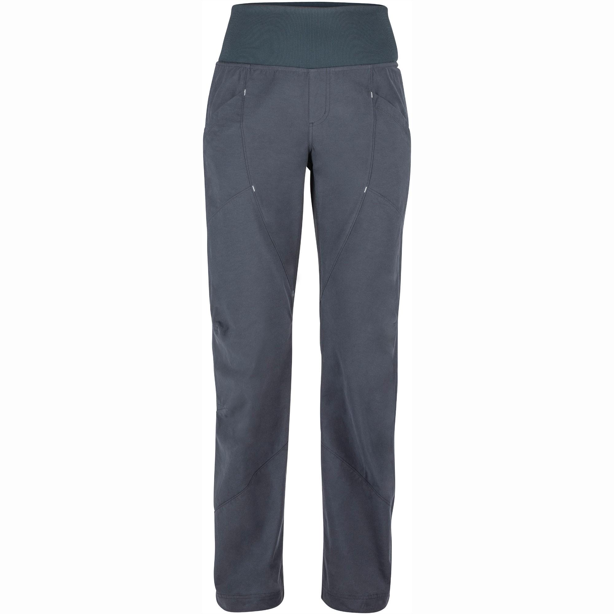 Marmot Lleida Women's Climbing Pants - Dark Steel - Front