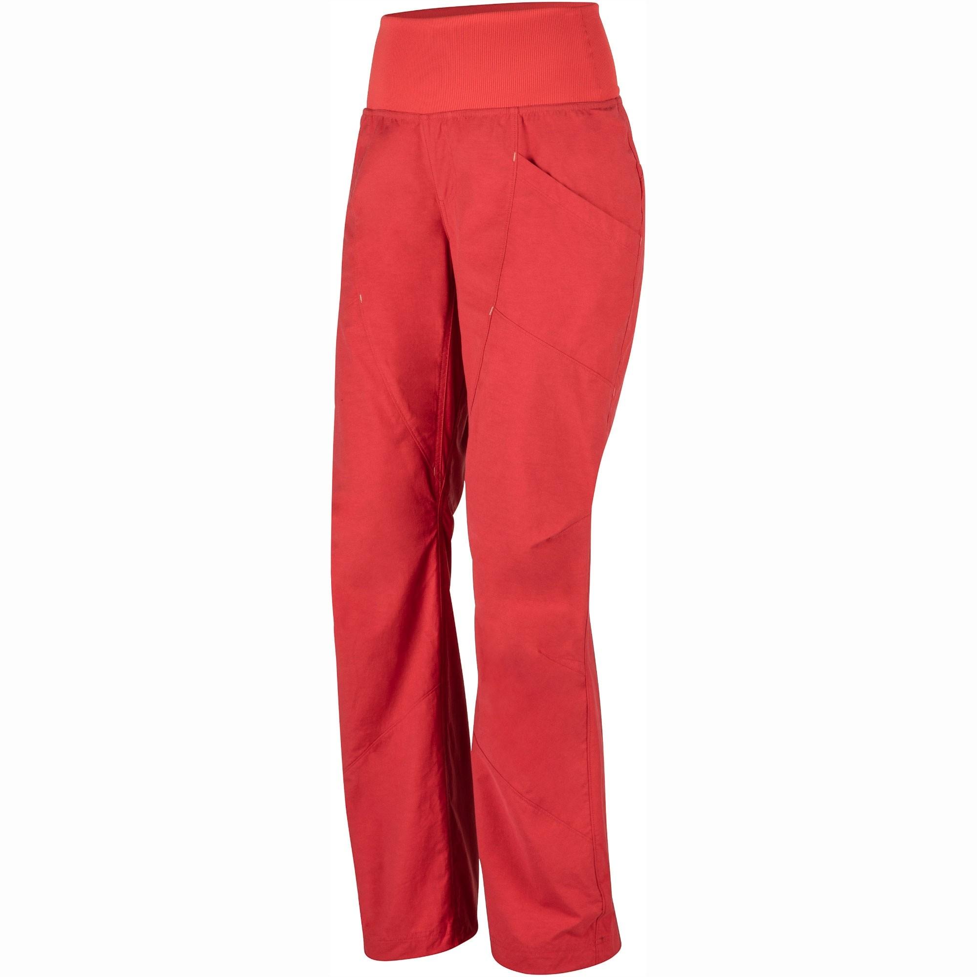 Marmot Lleida Women's Climbing Pants - Desert Red - Side