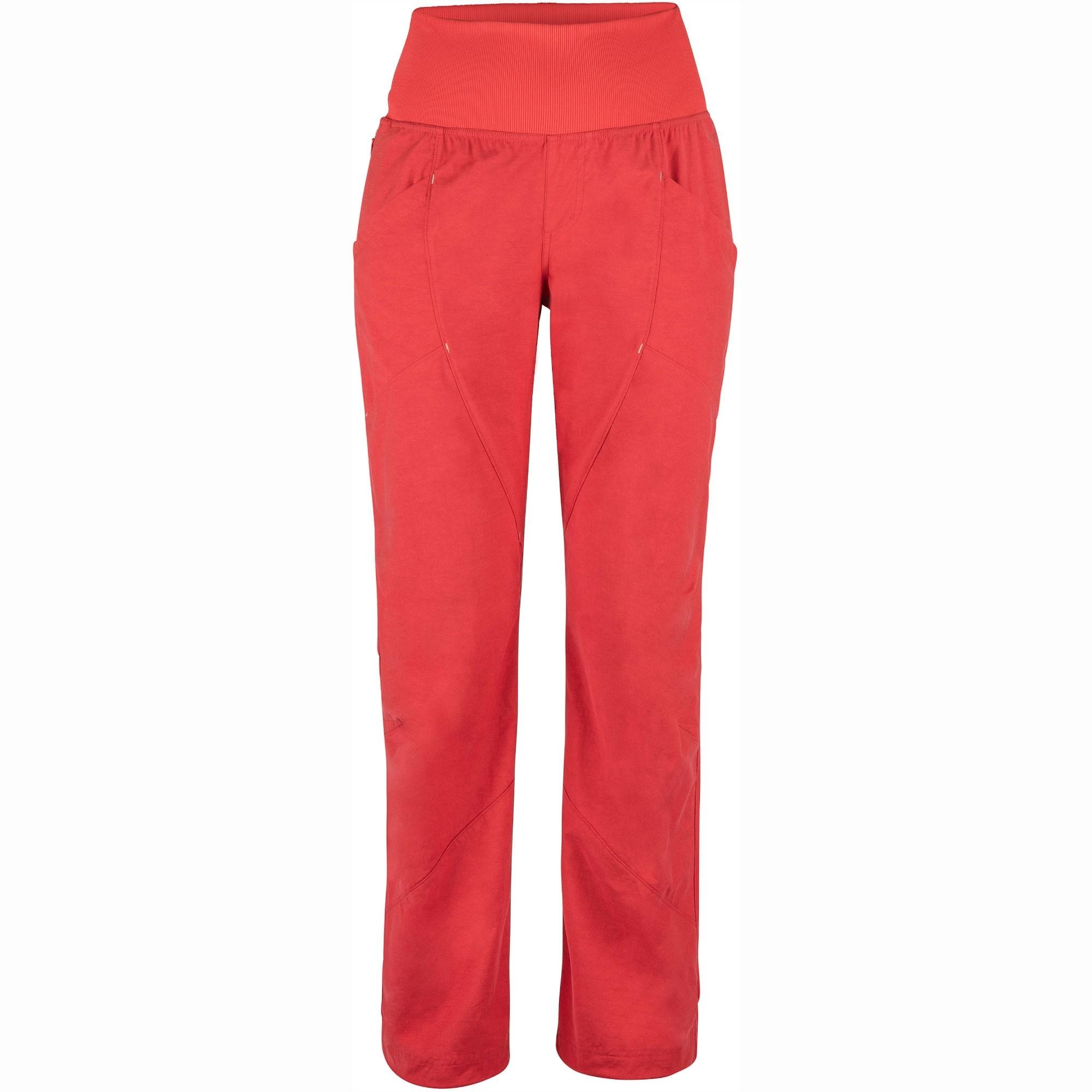 Marmot Lleida Women's Climbing Pants - Desert Red - Front