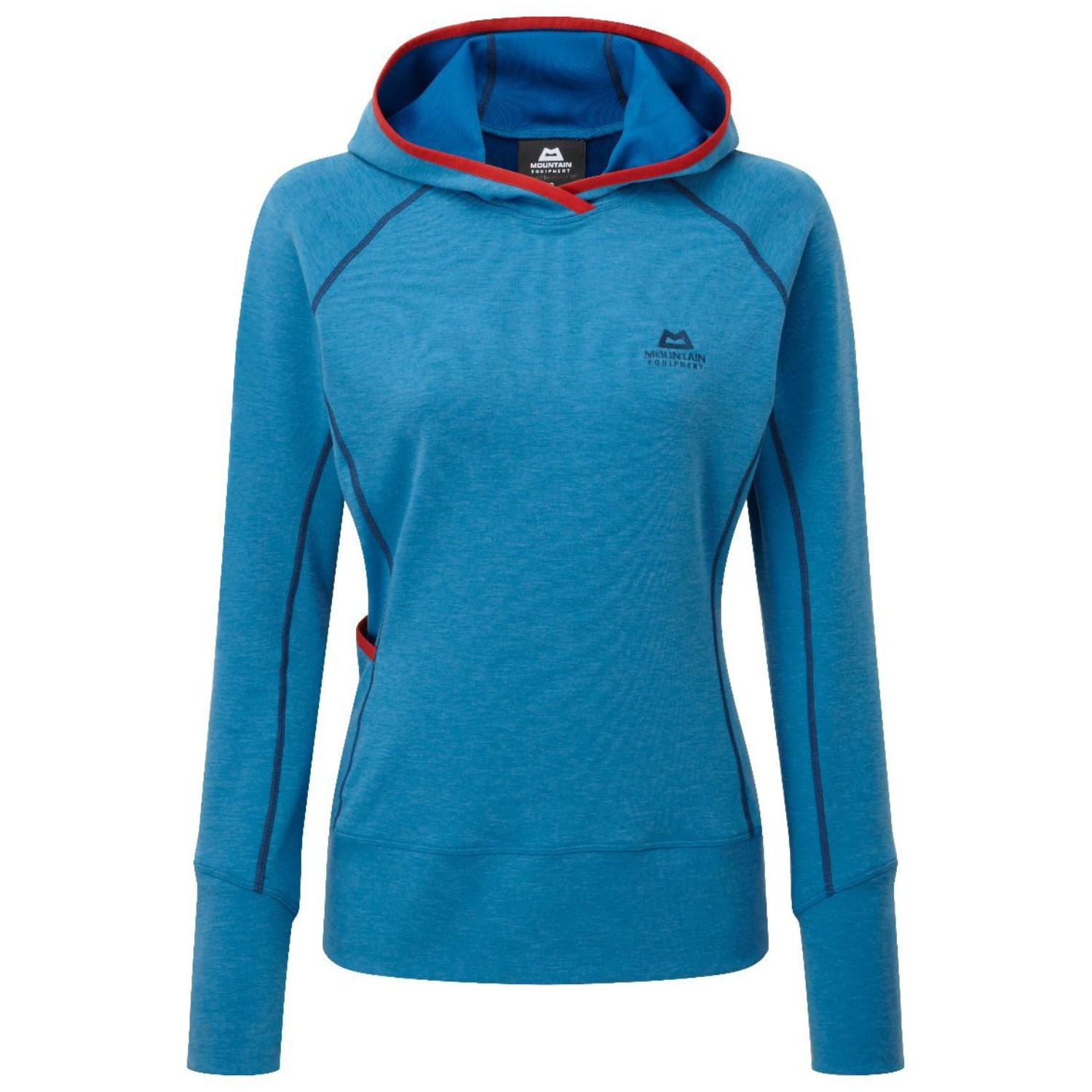 Mountain Equipment Women's Cobra Hoody - Lagoon Blue