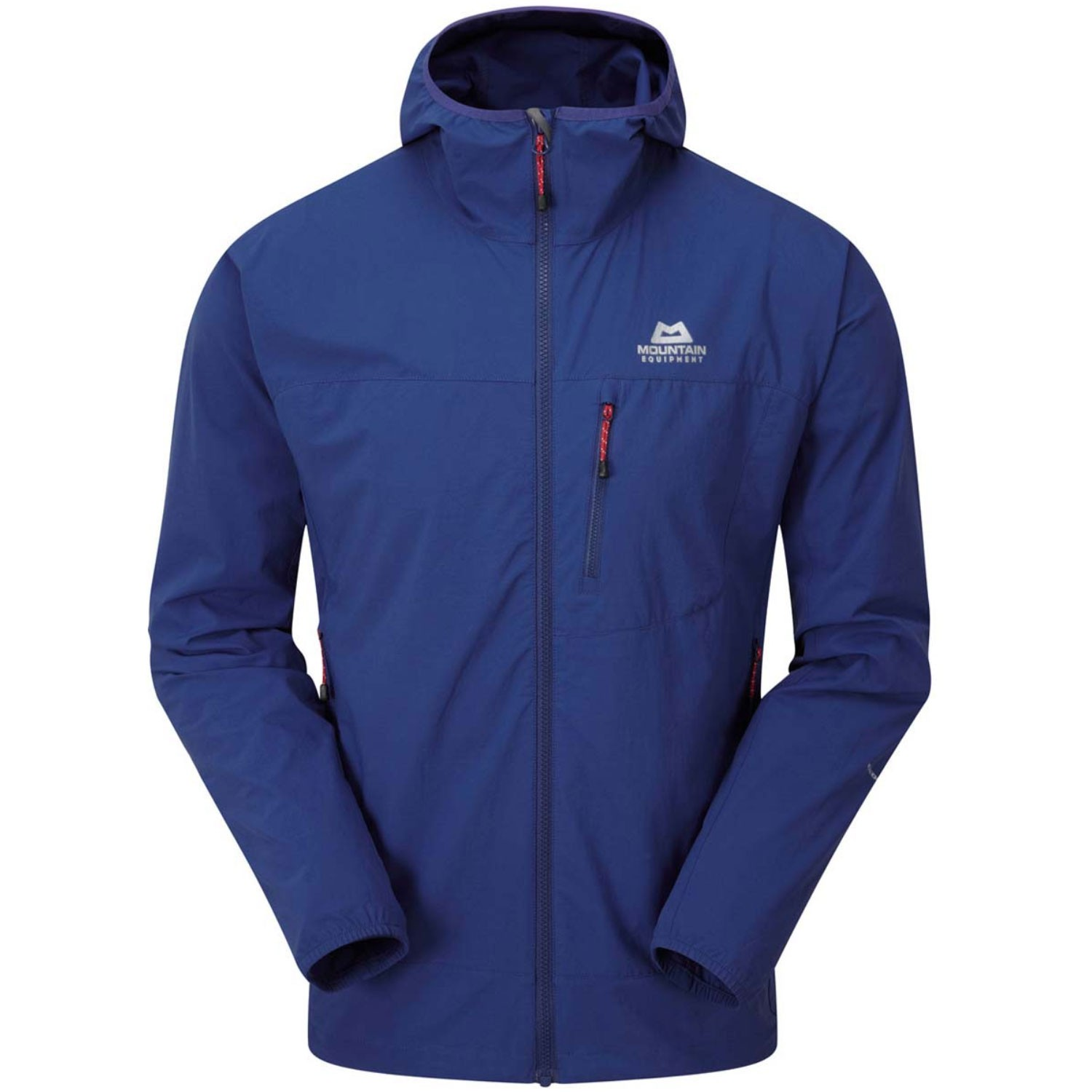 Mountain Equipment Echo Hooded Jacket - Sodalite Blue