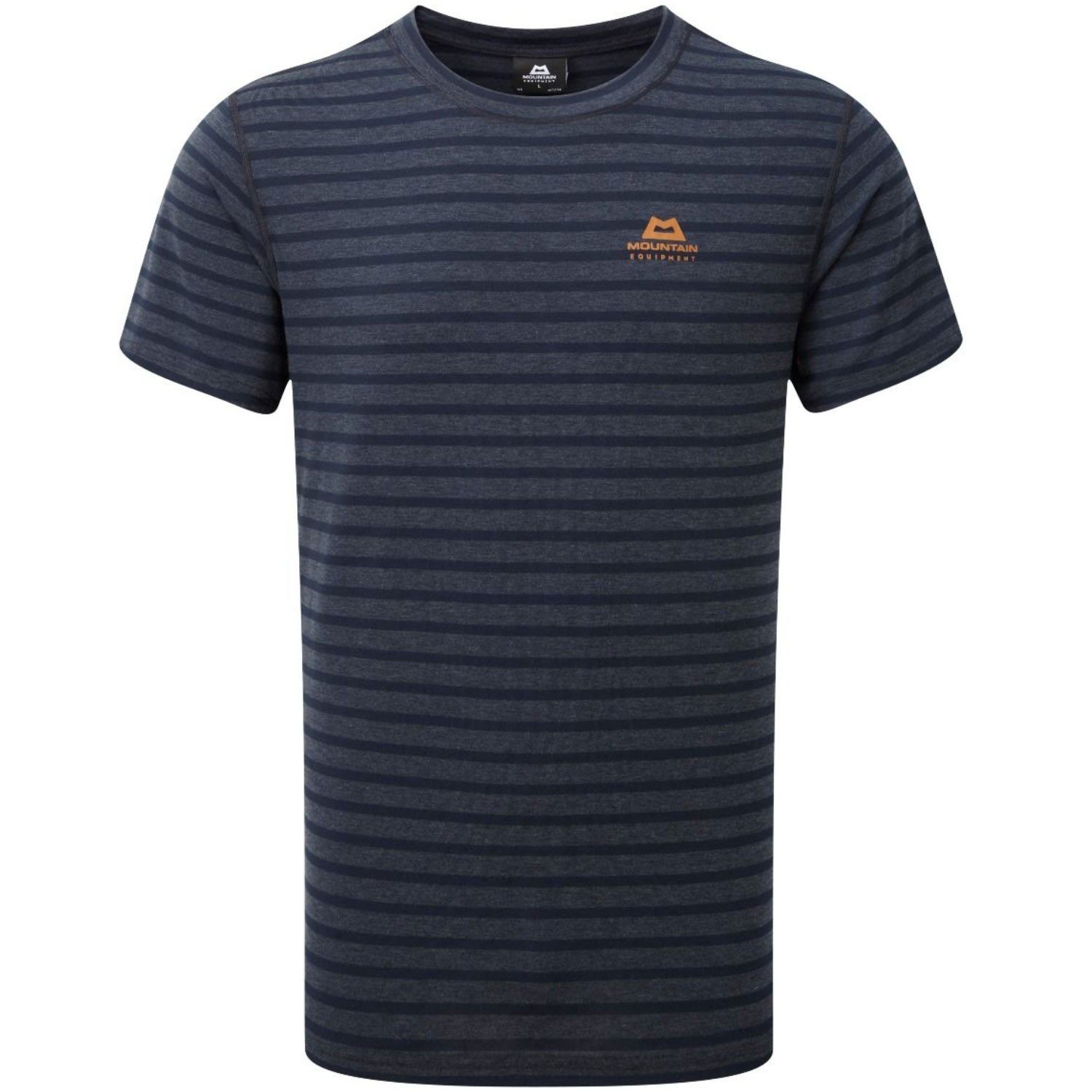 Mountain Equipment Ground Up Tee - Cosmos Stripe