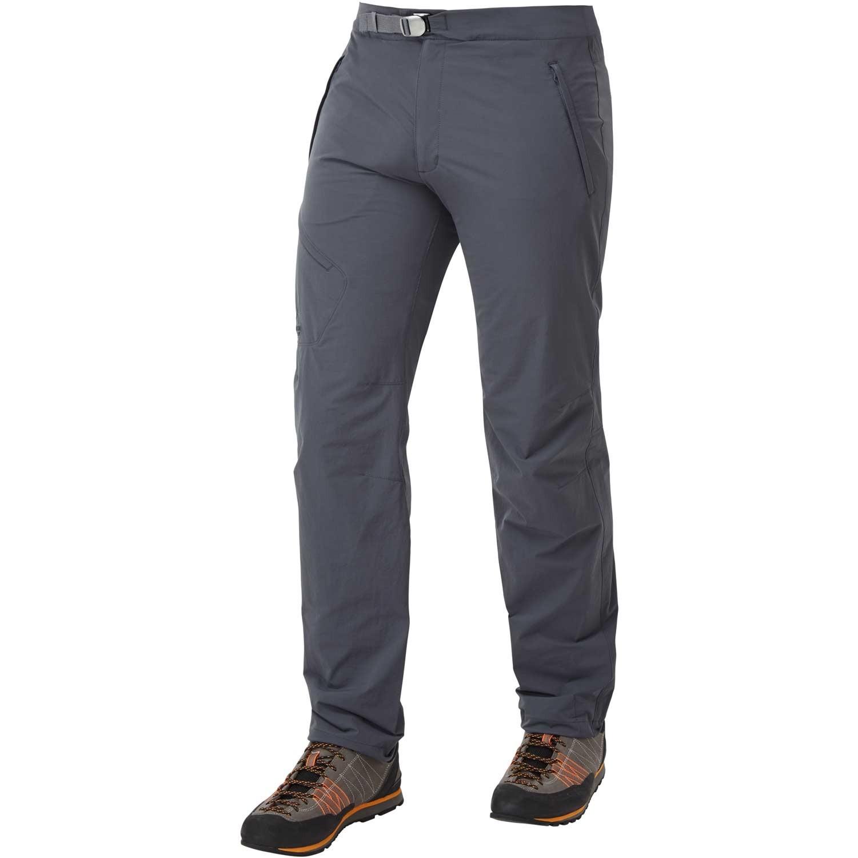 Mountain Equipment Comici Men's Softshell Pants - Ombre Blue