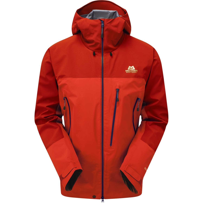 Mountain Equipment Lhotse Jacket - Imperial Red/Crimson