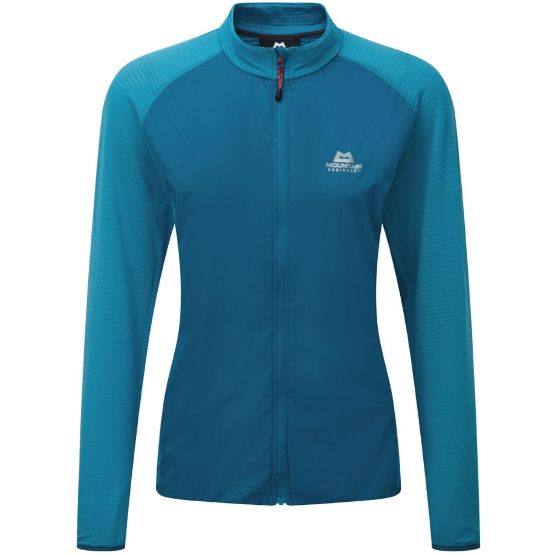 Mountain Equipment Women's Trembler Jacket - Lagoon Blue/Digital Blue