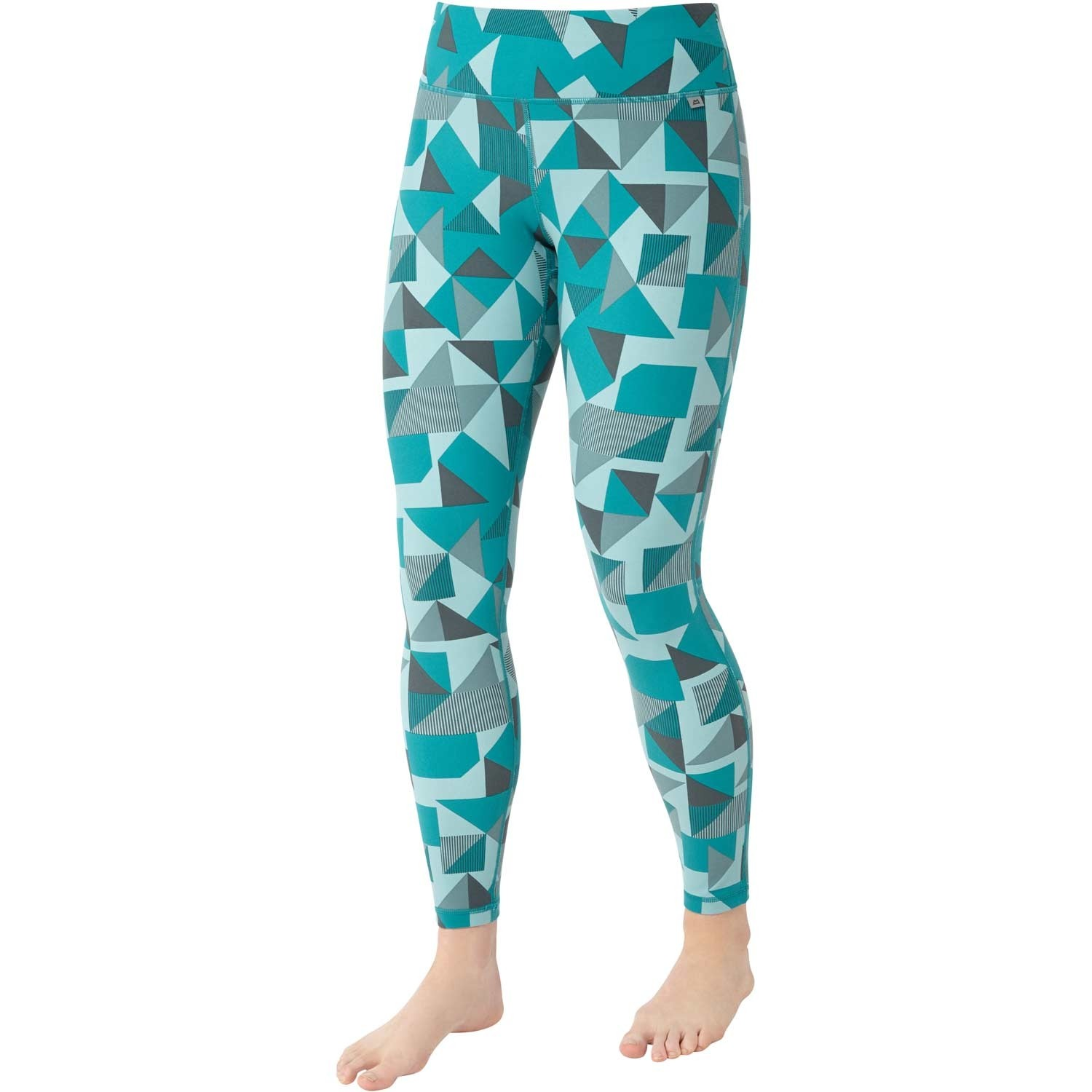 Mountain Equipment Cala Women's Leggings - Chalk Blue