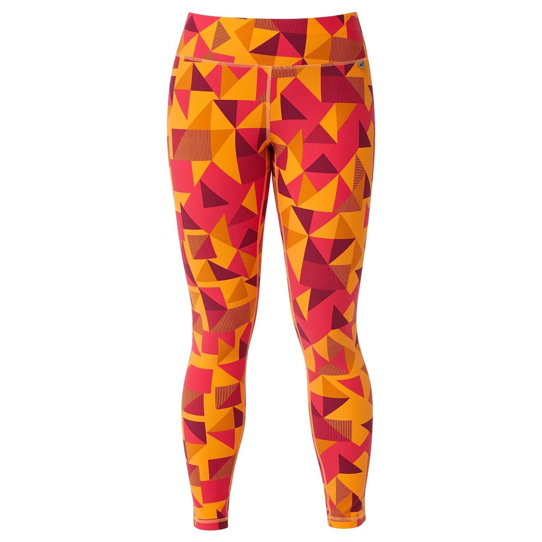 Mountain Equipment Cala Leggings - Women's - Orange Sherbert