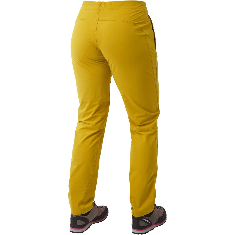 Mountain Equipment Comici Women's Softshell Pants - Acid