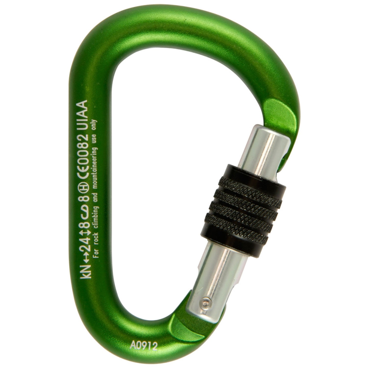 Metolius Element HMS Karabiner - Green