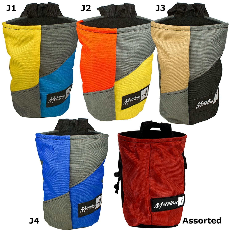 Metolius Yosemite Jester Chalk Bag & Belt - all colours