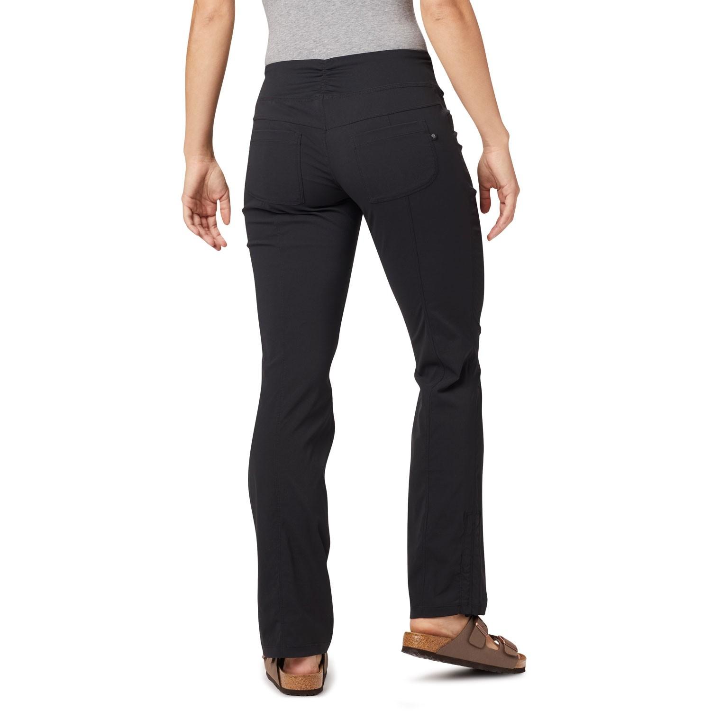 Mountain Hardwear Dynama Pants - Black - back