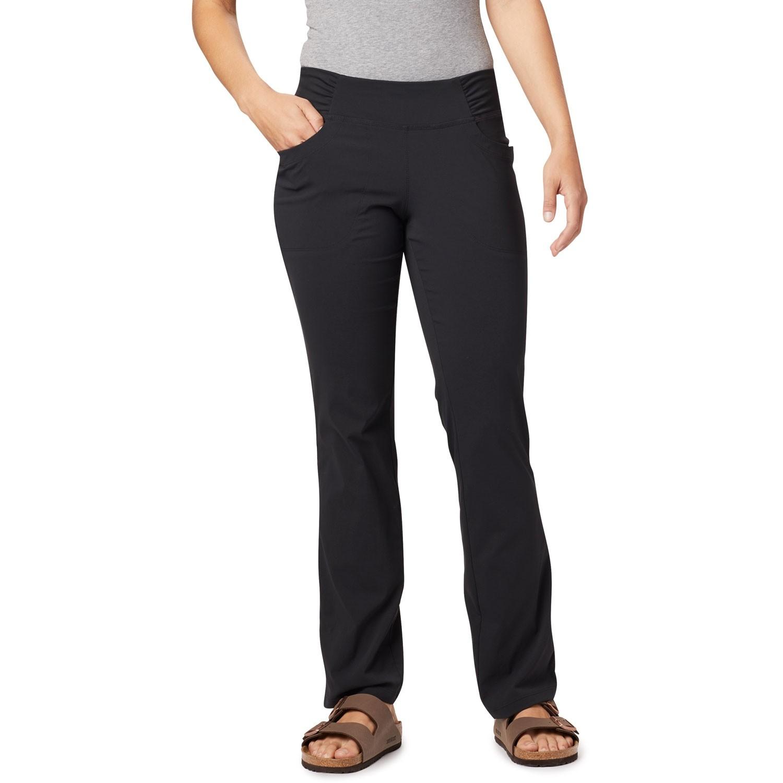 Mountain Hardwear Dynama Pants - Dark Zinc - front model