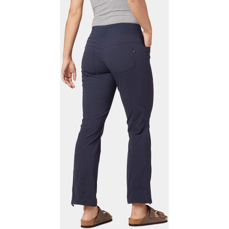 Mountain Hardwear Dynama Pants - Dark Zinc - back model