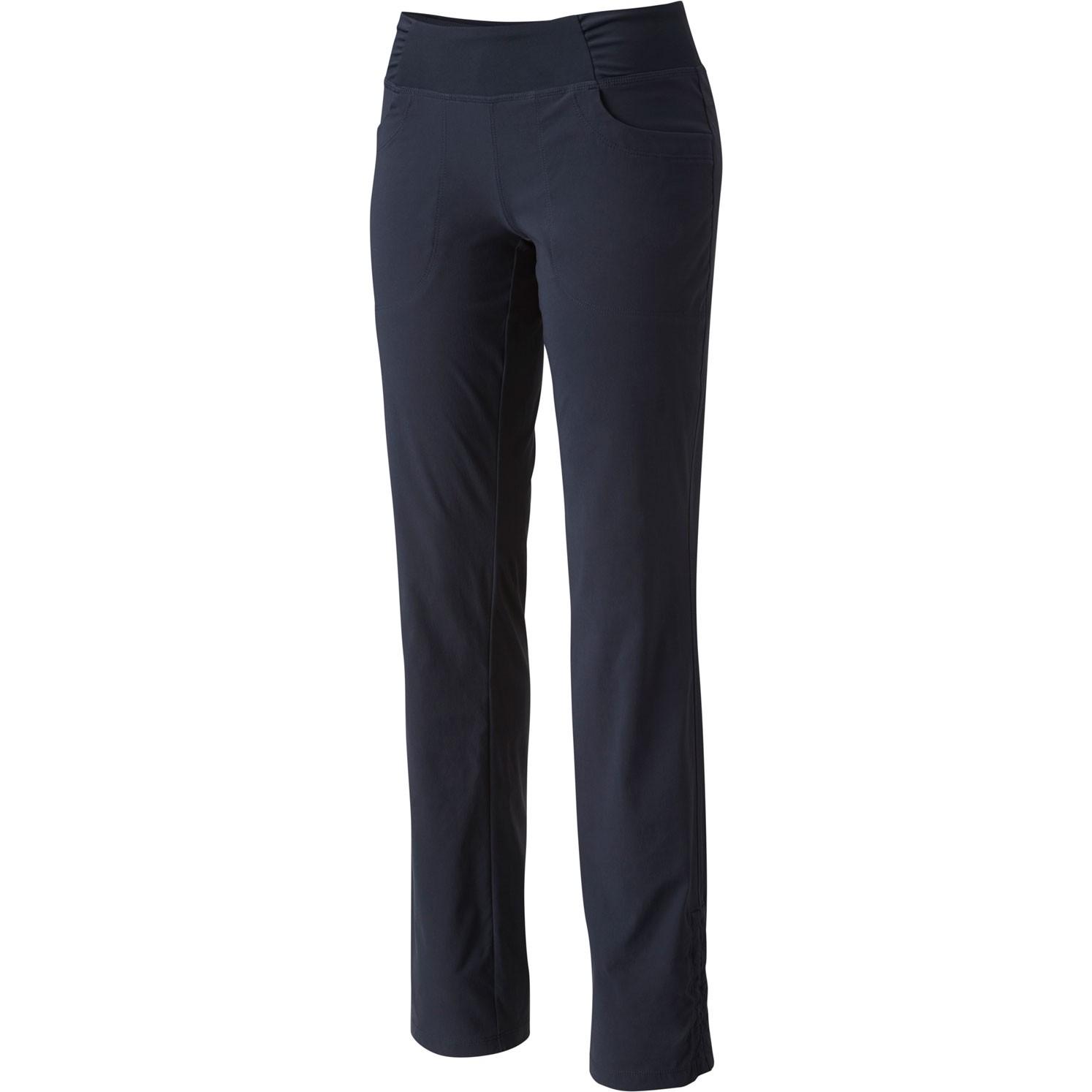 Mountain Hardwear Dynama Pants - Dark Zinc - front