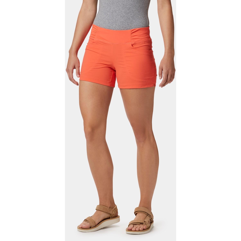Mountain Hardwear Dynama Shorts - Solstice Red