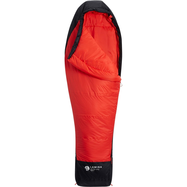 Mountain Hardwear Lamina Women's Sleeping Bag - Poppy Red - Regular
