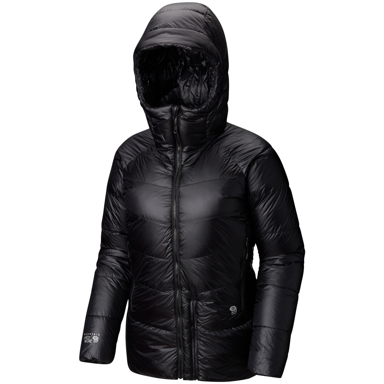 Mountain Hardwear Phantom Hooded Down Jacket - Women's - Black