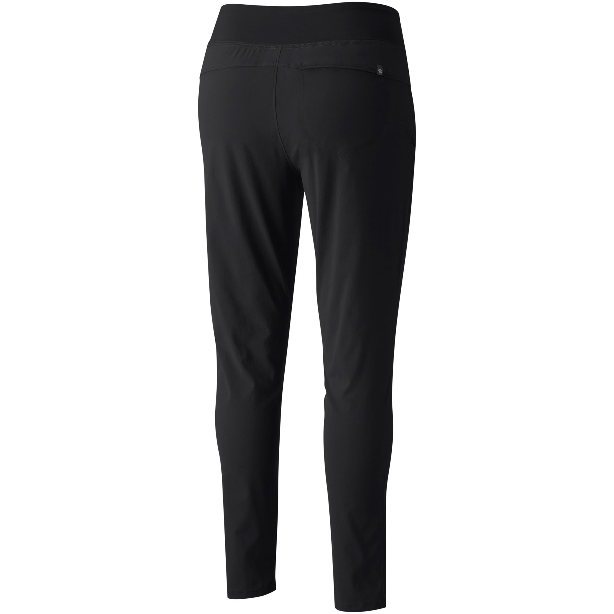 Mountain Hardwear Dynama Ankle Pants - Black - Back