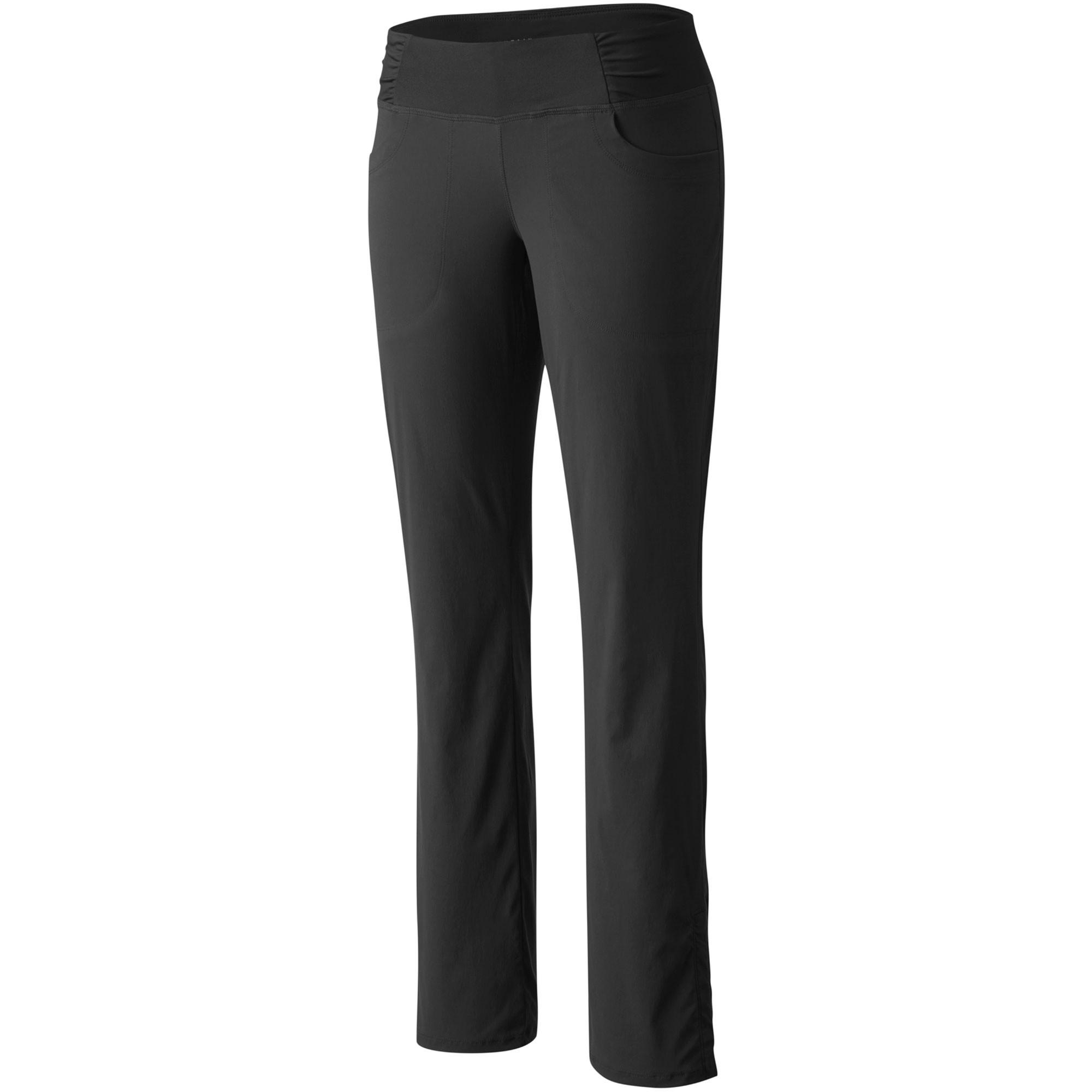 Mountain Hardwear Dynama Pants - Black - Front