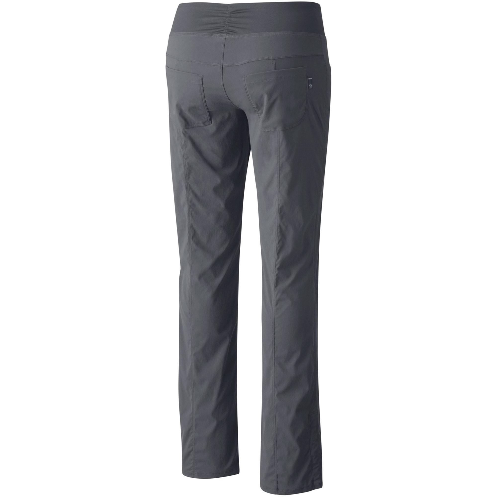 Mountain Hardwear Dynama Pants - Graphite - Back