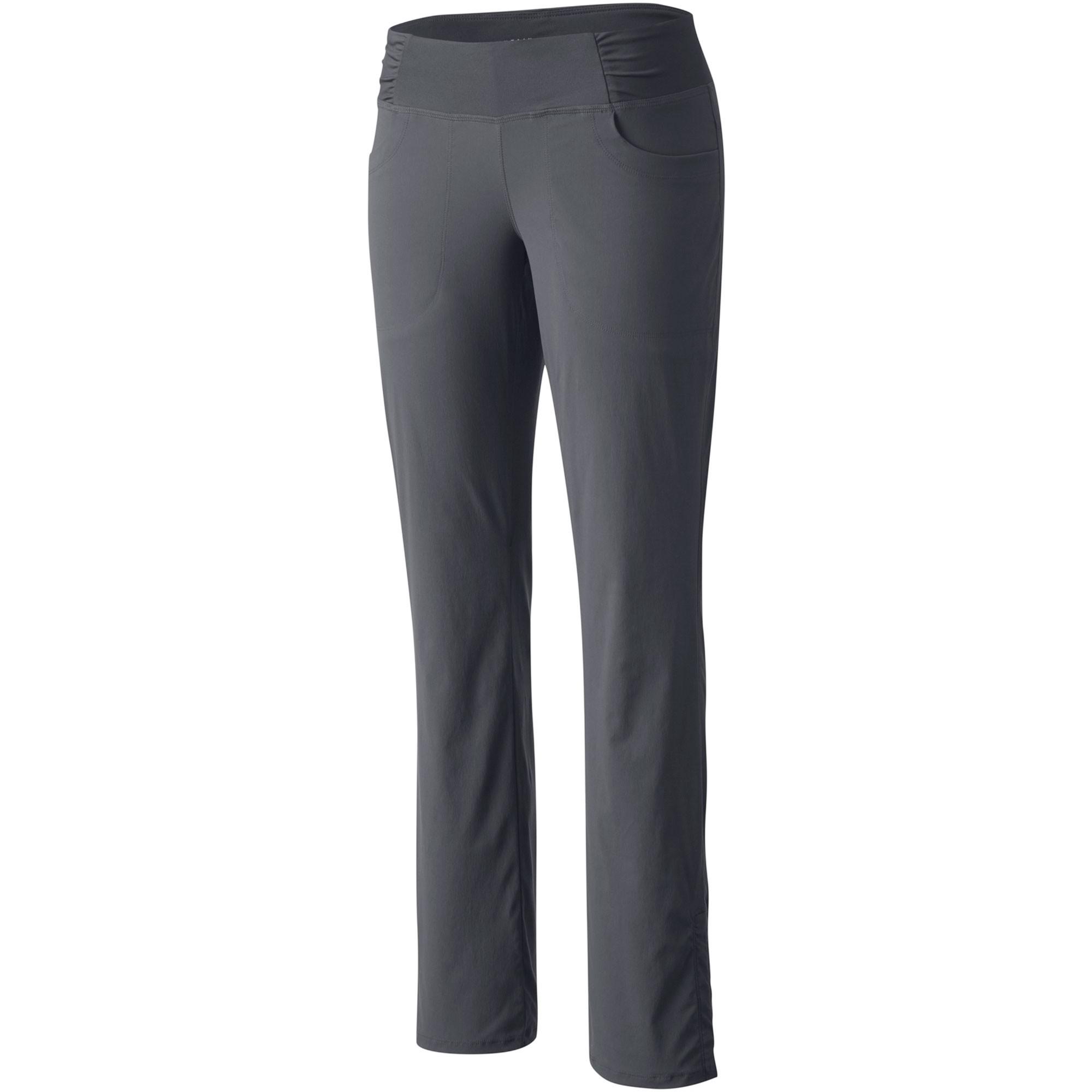 Mountain Hardwear Dynama Pants - Graphite - Front