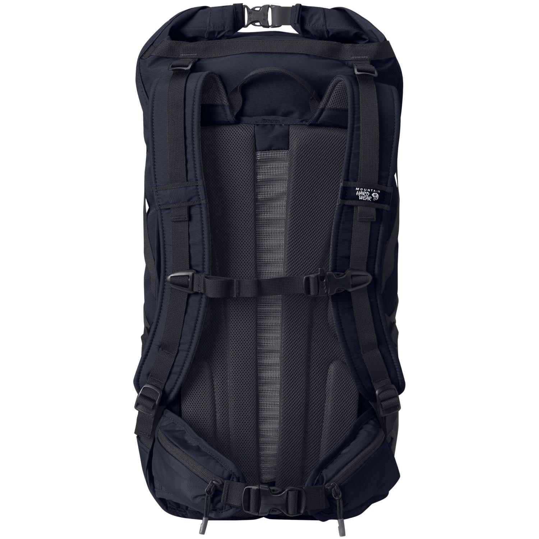 Mountain Hardwear Scrambler RT35 OutDry Rucksack - Dark Zinc - Back System