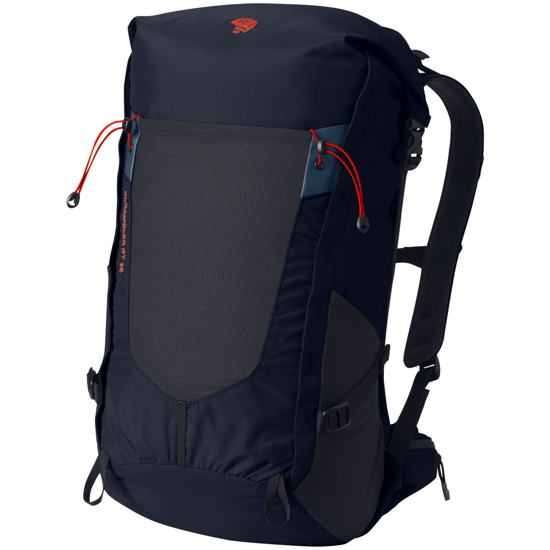 Mountain Hardwear Scrambler RT35 OutDry Rucksack - Dark Zinc