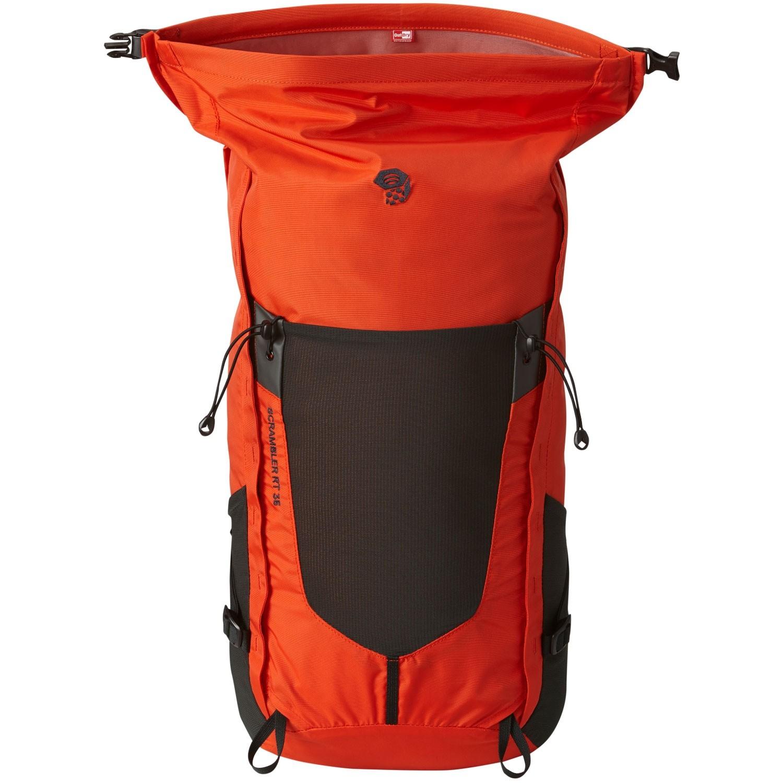 Mountain Hardwear Scrambler RT35 OutDry Rucksack - State Orange - Roll Top