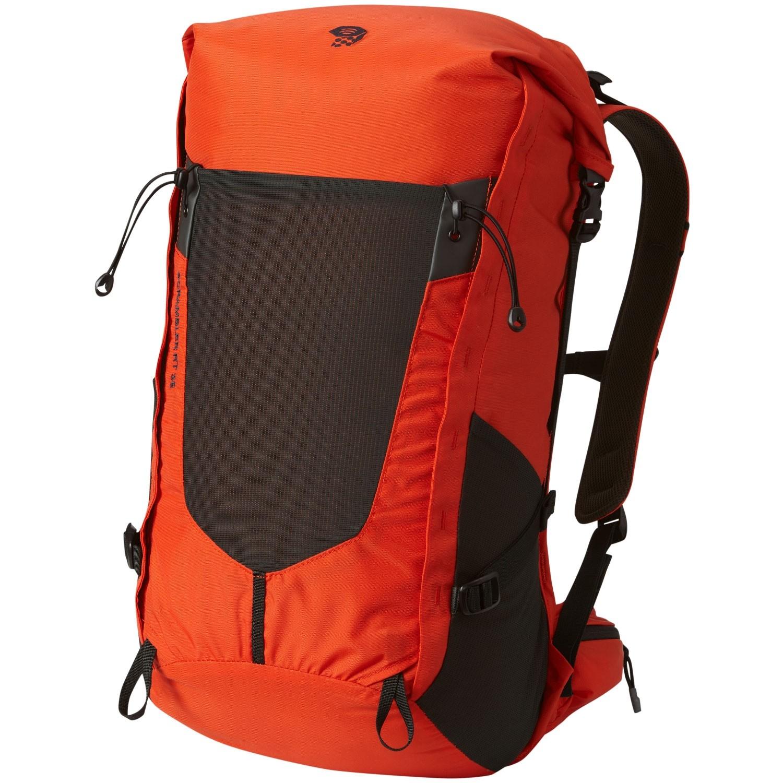 Mountain Hardwear Scrambler RT35 OutDry Rucksack - State Orange