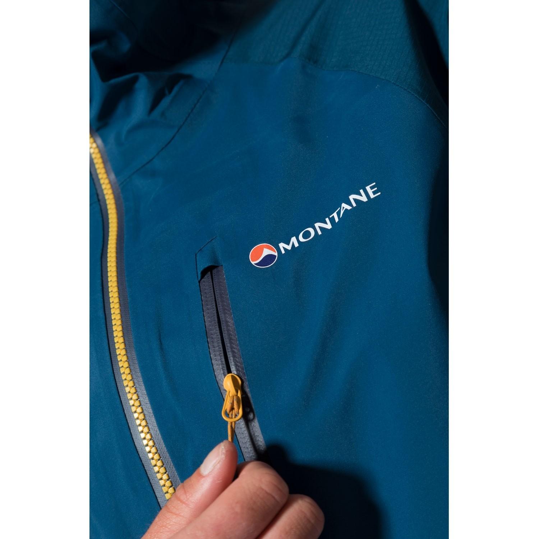 Montane Fleet Jacket - Narwhal Blue