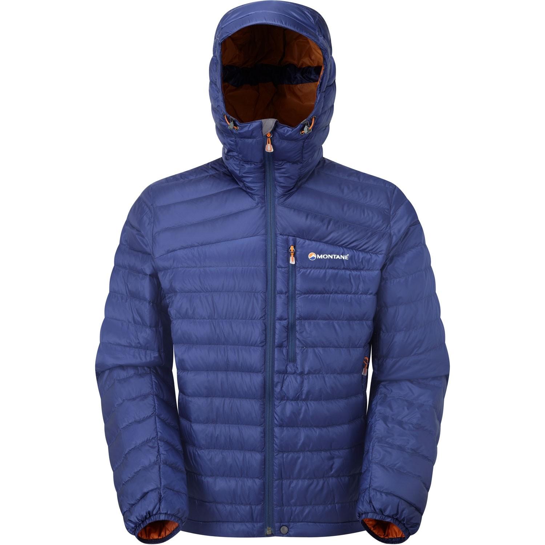 Montane Men's Featherlite Down Jacket - Antarctic Blue