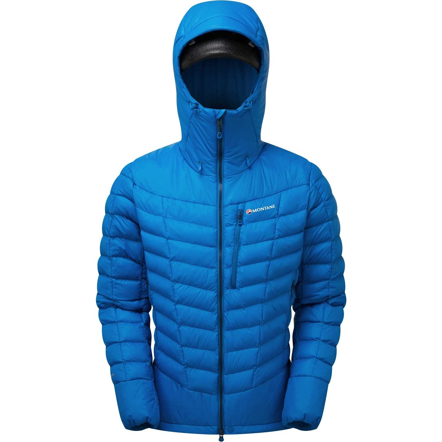Montane Ground Control Insulated Jacket - Men's - Electric Blue/Antarctic Blue